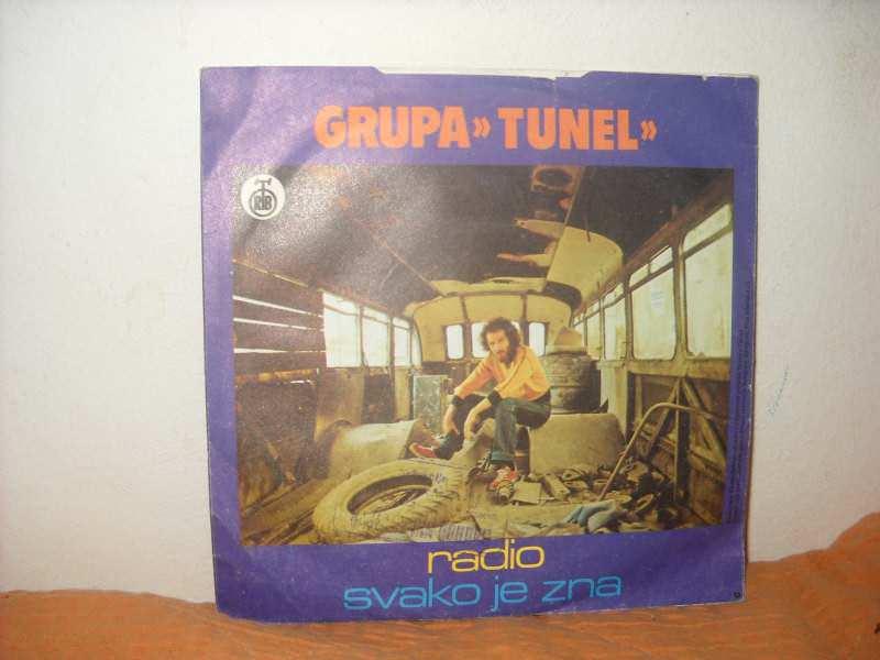 Tunel - Radio / Svako Je Zna