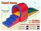 Tunel Staza - elementi za igraonice