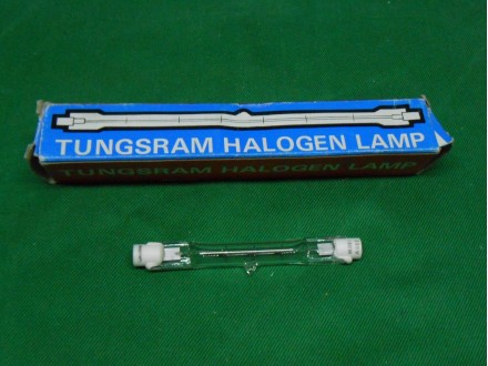 Tungsram Halogenlamp R7s,78mm,,150watt,230 Volt (51110