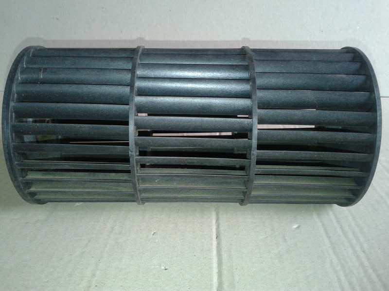Turbina ventilatora