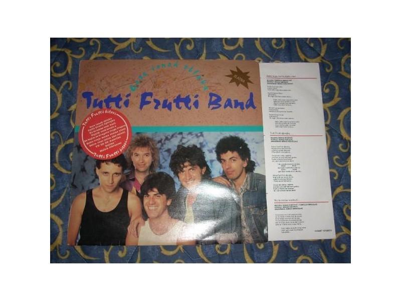 Tutti Frutti Band – Gore Iznad Oblaka LP