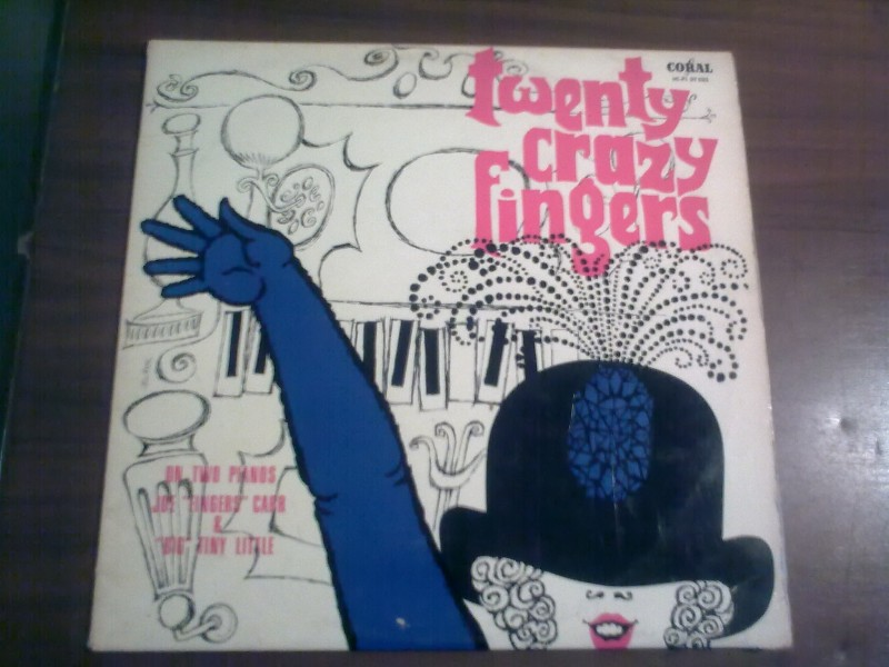 Twenty Crazy Fingers