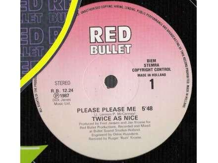 Twice As Nice (2) - Please Please Me