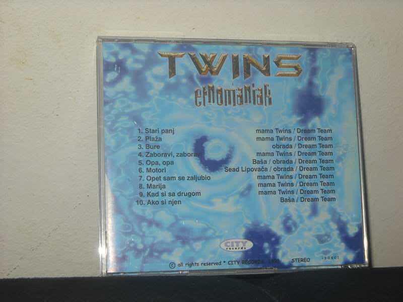 Twins - Etnomaniak