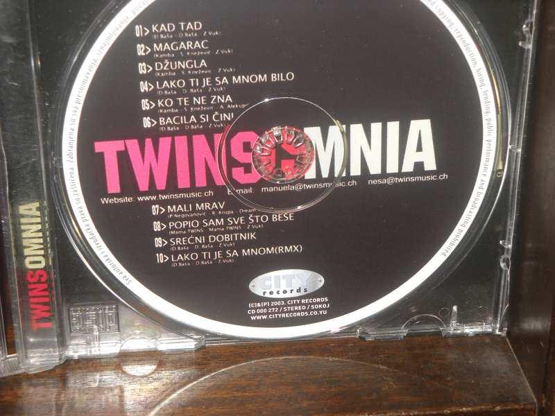 Twins - Twinsomnia