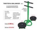 Twister i Balanser