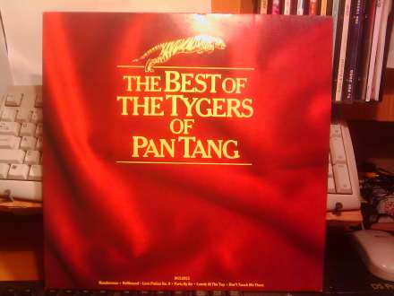 Tygers Of Pan Tang - The Best Of The Tygers Of Pan Tang