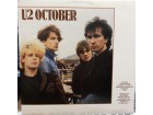 U 2 - OCTOBER, LP, ALBUM