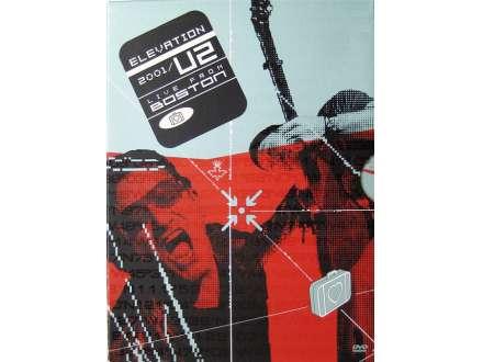 U2 - Elevation 2001: U2 Live From Boston