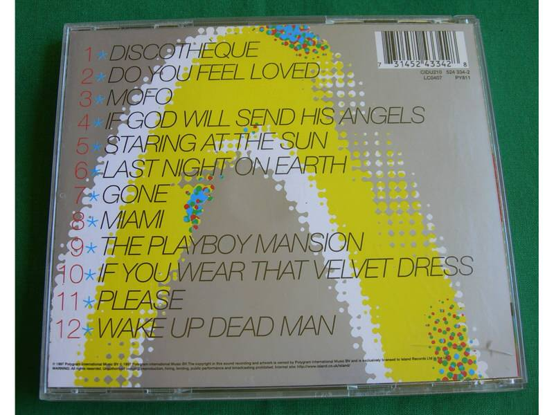 U2 - Pop