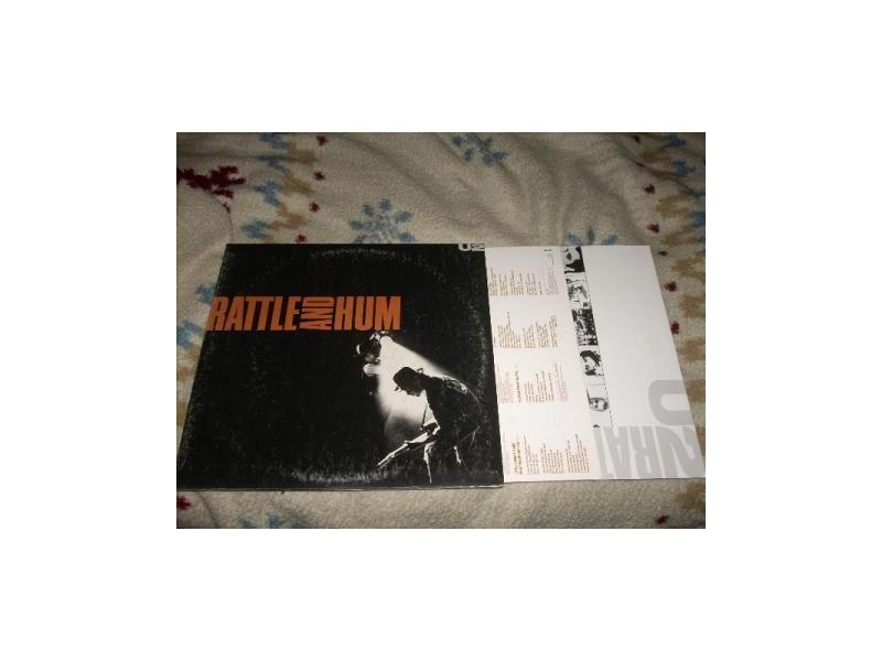 U2 - Rattle And Hum 2LP