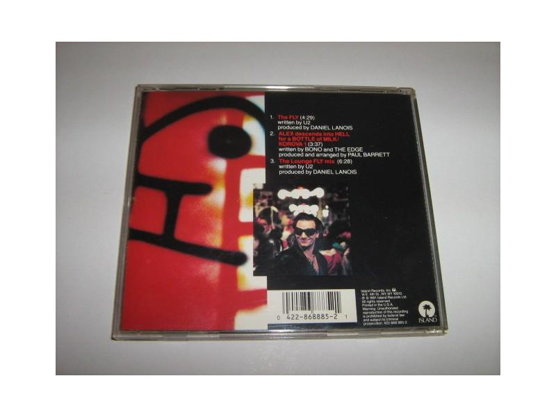 U2 - The Fly