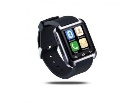 U80 Bluetooth Smart Pametni Sat - CRNI