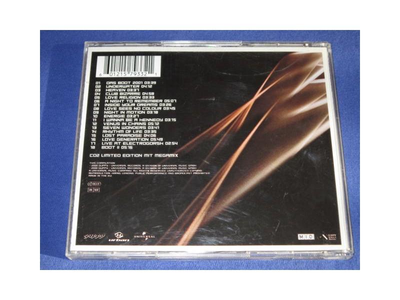 U96 - Best Of 1991-2001 (Limited Fan Edition)
