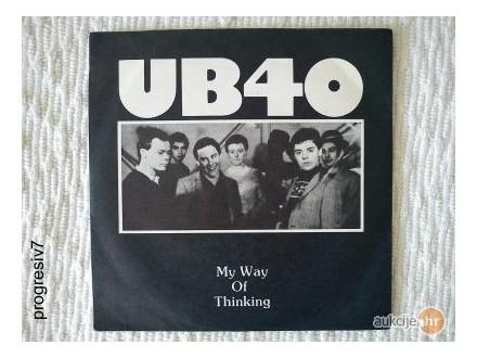UB 40 - My Way Of Thinking SINGL