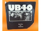 UB40 ‎– My Way Of Thinking, Single
