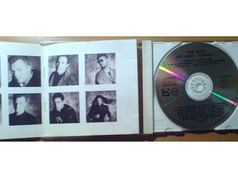 UB40: The Best of UB40 - Volume 1