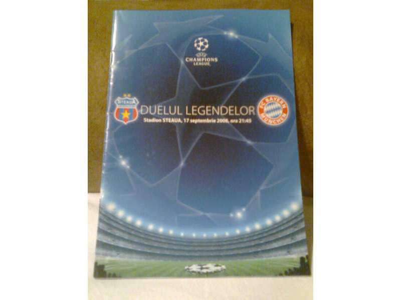 UEFA Champions League program