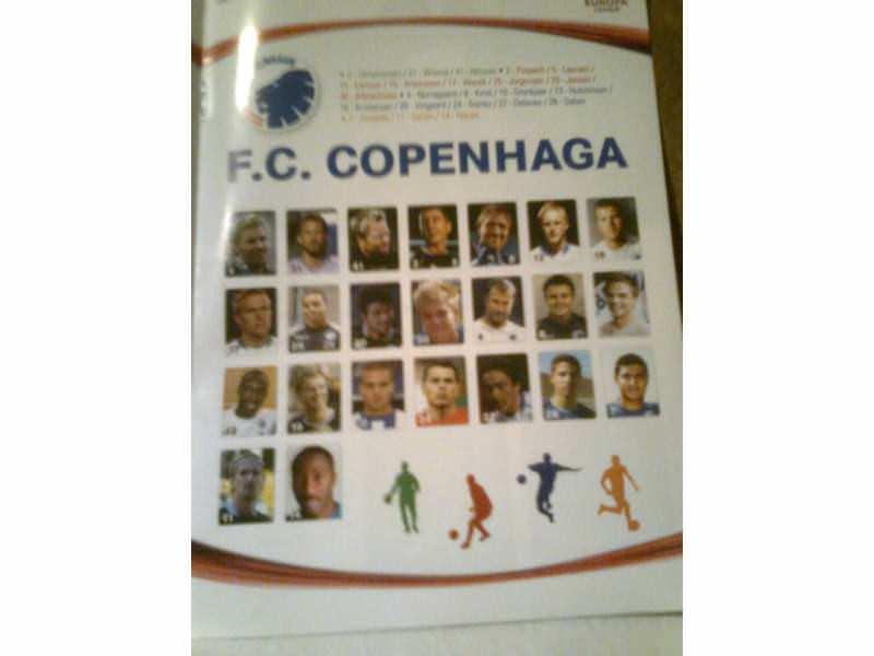 UEFA Europa League program