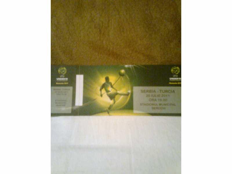UEFA  Evropski šampionat U-21 program