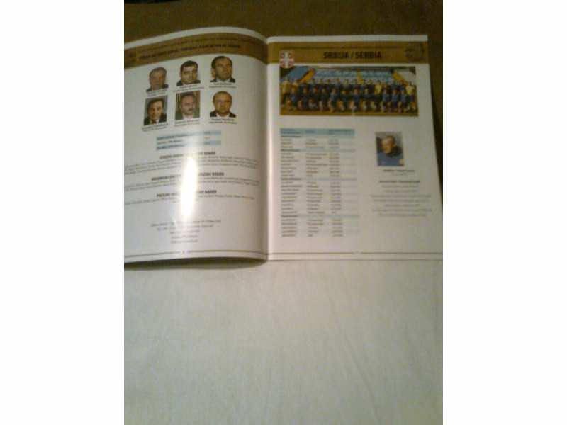 UEFA  memorijalni turnir program