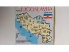 UNIVERZIJADA,Jugoslavija - turisticki vodic/mapa RETKO