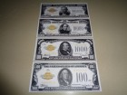 USA LOT 1934 Dolara (Gold C) REPLIKA UNC