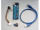 USB 3.0 Extender Riser za graficku kartu - molex