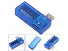 USB VOLTMETAR AMPERMETAR SA JEDNIM USB PORTOM