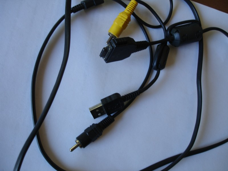 USB kabl za SONY digitalce