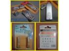 USB punjač za baterije + DVE R6~AA punjive baterije
