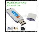 USB snimač zvuka i fleš memorija