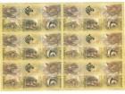 USSR Divlje životinje 1989.,tabak,čisto