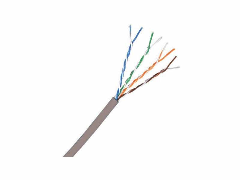 UTP kabel CAT.5e - licnasti UTP-CAT.5L/CCA