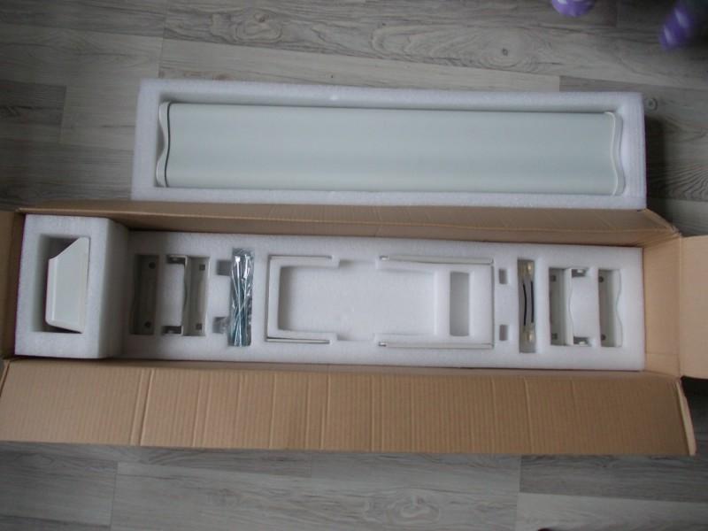 Ubiquiti  AM-2G16-90 2.4Ghz 16dBi, 90* AirMax Bas