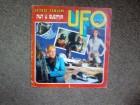 Ufo-Korice albuma-Leteći Tanjiri-Put u Svemir,Panini