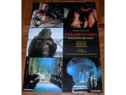Ukradeno nebo - filmski plakat