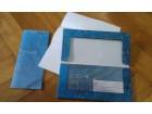 Ukrasni papiri i koverte za pisma - JEANS - Yu `80