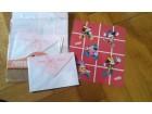 Ukrasni papiri i koverte za pisma MICKEY MOUSE - YU`80
