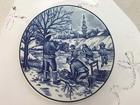 Ukrasni tanjir - Royal Delfts Blauw Handwerk
