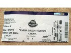 Ulaznica: Crvena zvezda - Cibona (F4 ABA 2013/14)