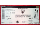 Ulaznica: Crvena zvezda - Galatasaray EL