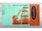 Ulaznica: Roma- Napoli (Serie A 1984/85)