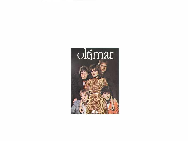 Ultimat - promo razglednica  10 x 14 cm