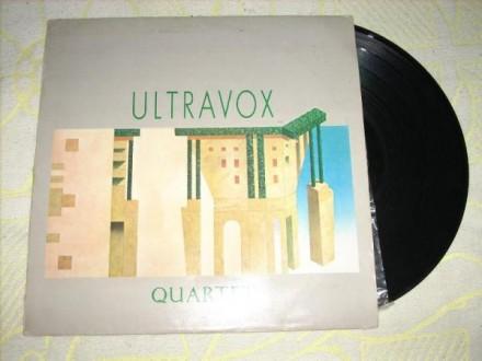 Ultravox-Quartet LP
