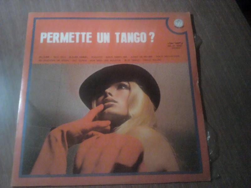Un Tango, ... Madame / Ninon, Quand Tu Me Souris
