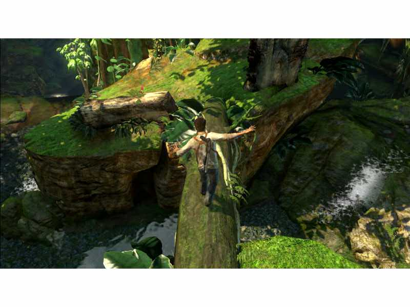 Uncharted : Drakes Fortune - PS3