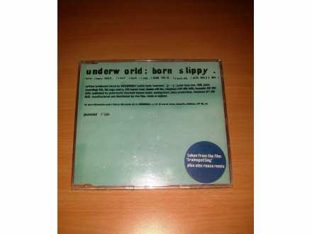 Underworld - Born Slippy .NUXX