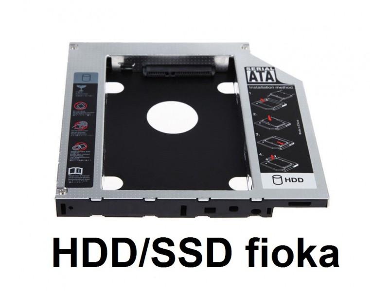Univerzalna fioka za HDD/SSD 12.7mm - SATA