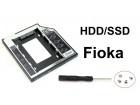 Univerzalna fioka za HDD/SSD 9.5mm - SATA